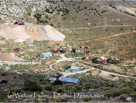 Links and News about Cerro Gordo